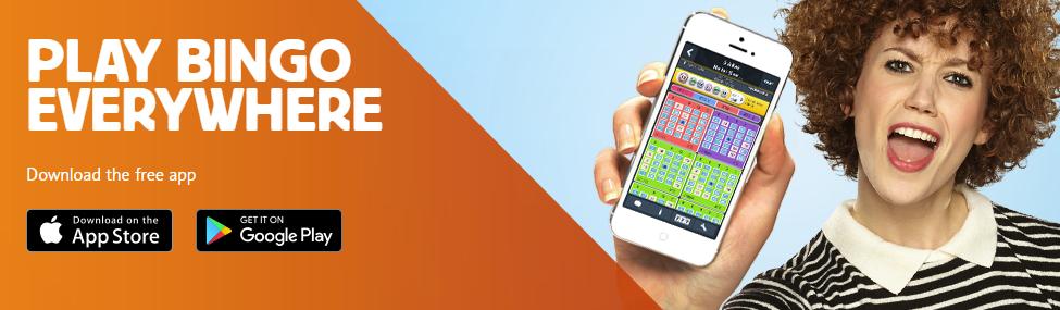 App fra betfair bingo